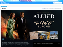 Win a luxury escape to Europe!