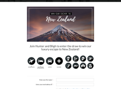 Win a luxury escape to New Zealand