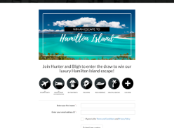 Win a luxury Hamilton Island escape