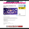 Win a Magical Experience at The Ballet