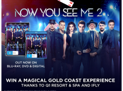 Win a magical Gold Coast experience!