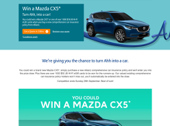 Win a Mazda Car & More