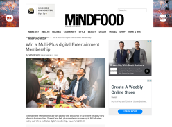 Win a Multi-Plus Digital Entertainment Membership