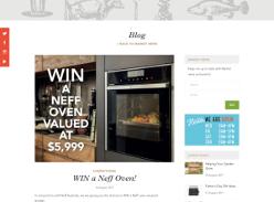 Win a Neff Oven