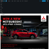 Win a new Mitsubishi Eclipse Cross