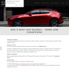 WIN A NEXT-GEN MAZDA3