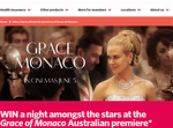 Win a night amongst the stars at the Grace of Monaco Australian premiere