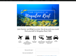 Win a Ningaloo Reef Escape Experience