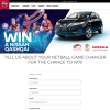 Win a Nissan Family SUV