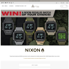 Win a NIXON Regulus Watch of your choice