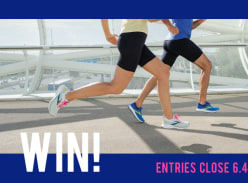 Win a Pair of Brooks Shoes