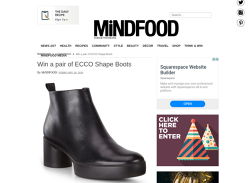 Win a pair of ECCO Shape Boots!