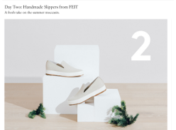 Win a pair of FEIT shoes