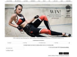 Win a pair of L'urv leggings & a Ministry of Sound CD pack for you & your 2 best workout buddies!