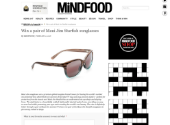 Win a pair of Maui Jim Starfish sunglasses