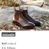 Win a Pair of R.M. Williams Craftsman Boots!