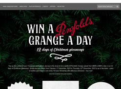 Win A Penfolds Grange a Day