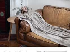 Win a Penny Cable Throw