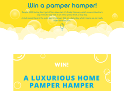 Win a Personalised L'Occitane Hamper