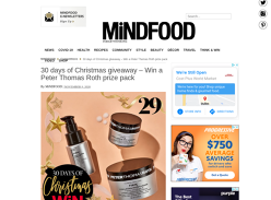 Win a Peter Thomas Roth prize pack
