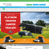 Win a Platinum Trooper Camper Trailer