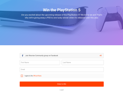 Win a PlayStation 5!