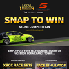 Win a Racing Simulator used by Supercars ESERIES drivers!