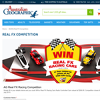Win a Real FX Racing Cars Radio Controlled Car