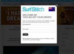 Win a Rich Pavel Harrison Roach Concept single fin board