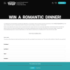 Win a Romantic dinner