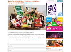 Win a Rosalie Gourmet Market Christmas Hamper