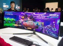Win a Samsung Odyssey G9 Ultra Widescreen Gaming Monitor