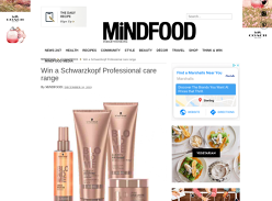 Win a Schwarzkopf Haircare Pack