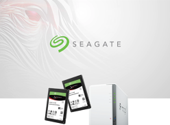 Win a Seagate IronWolf SSD & NAS Prize Pack Worth Over $650