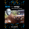 Win a Set of Nitro Driving LIghts