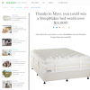 Win a SleepMaker bed worth over $14,000!