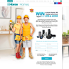 Win a smart home kit + design advice from Jess & Norm
