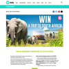 Win a South Africa Adventure for 2