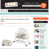 Win a Sunbury Cocoon Bassinet worth $219!