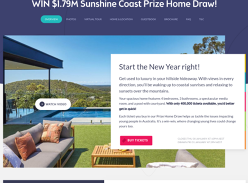 Win a Sunshine Coast Hinterland Home