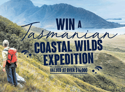 Win a Tasmanian Coastal Wilds Expedition