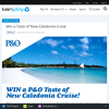 Win a 'Taste of New Caledonia' cruise!