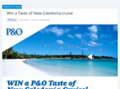 Win a 'Taste of New Caledonia' cruise!