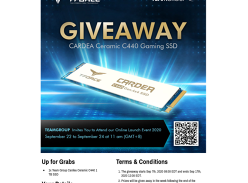 Win a Team Group C440 1TB SSD