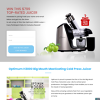 Win a top-of-the-line Optimum H3000 Juicer