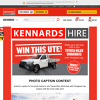 Win a Toyota Hilux 4x2 Workmate Single Cab