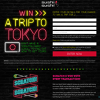 Win a Trip for 2 to Japan & More