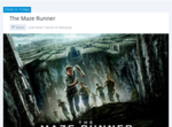 Win a trip for 2 to Luna Park in Sydney to experience 'The Maze Runner Adventure Live'!