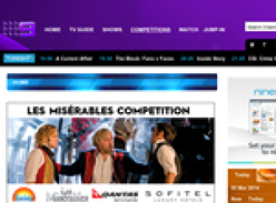 Win a trip for 2 to New York to see Les Miserables on Broadway!