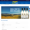 Win a trip for 2 to New Zealand!